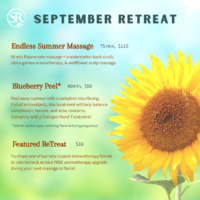 Day Spa Featured Specials + Packages   Spa Retreat